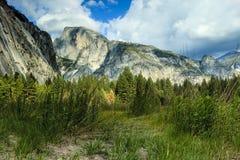 Demi de dôme Yosemite photo libre de droits