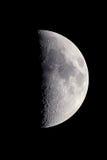 demi de lune Photographie stock libre de droits
