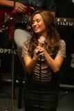 Demi Lovato imagen de archivo