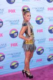 Demi Lovato fotografía de archivo libre de regalías
