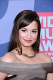 Demi Lovato foto de archivo libre de regalías