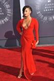 Demi Lovato fotografía de archivo