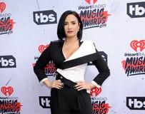 Demi Lovato Imagenes de archivo