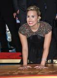 Demi Lovato Inny Fotografia Stock
