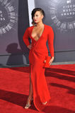 Demi Lovato. LOS ANGELES, CA - AUGUST 24, 2014: Demi Lovato at the 2014 MTV Video Music Awards at the Forum, Los Angeles Stock Photography