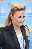 Demi Lovato Royalty Free Stock Photography
