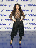 Demi Lovato. At the 2017 MTV Video Music Awards held at the Forum in Inglewood, USA on August 27, 2017 Stock Photos