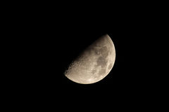 Demi-lune Photographie stock