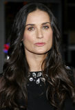 Demi Moore. HOLLYWOOD, CALIFORNIA. Tuesday May 22, 2007. Demi Moore attends the Los Angeles Premiere of `Mr. Brooks` held at the Grauman`s Chinese Theater in royalty free stock photos