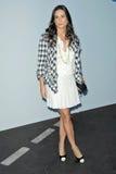 Demi Moore, Karl Lagerfeld Royalty Free Stock Image