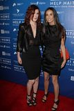 Demi Moore,  Rumer Willis Stock Photo