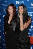 Demi Moore, Rumer Willis Royalty Free Stock Photos