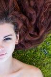 Demi portrait Image libre de droits