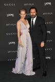 Demian Bichir & Stefanie Sherk Royalty Free Stock Image