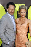 Demian Bichir and Stefanie Sherk Royalty Free Stock Photography