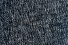 Demin fabric texture Royalty Free Stock Photography