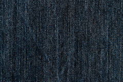 Demin fabric texture Royalty Free Stock Image