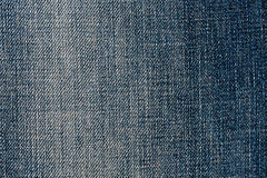 Demin fabric texture Royalty Free Stock Photo
