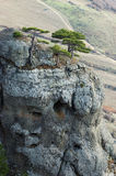 demirjispöken sörjer rockstreesdalen Arkivfoto