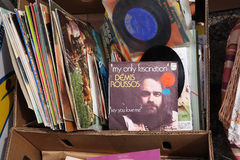 Demis Roussos royalty free stock images