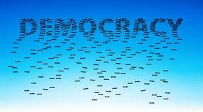 democracia Fotos de archivo