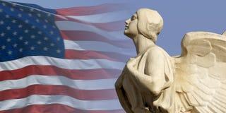 Democracia americana Fotos de Stock