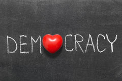 Free Democracy Stock Photo - 50736920