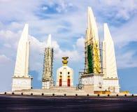 Democracy Monument. In Bangkok, Thailand Stock Image
