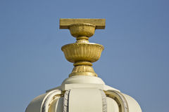 Democracy monument. In bangkok, Thailand Stock Photo
