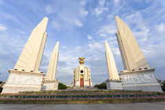 The Democracy Monument in Bangkok Royalty Free Stock Photo
