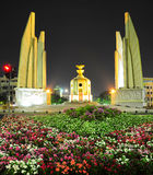 Democracy Monument, Bangkok Stock Images