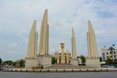 Democracy Monument in Bangkok Royalty Free Stock Photo