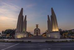 Democracy Monument Bangkok Royalty Free Stock Photos