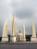 Democracy monument, in Bangkok, Thailand Royalty Free Stock Photo