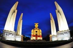 Democracy monument. In Bangkok, Thailand stock images