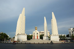 Democracy Monument Stock Photography