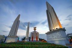 Democracy Monument Bangkok Thailand Royalty Free Stock Images