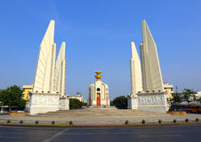 Democracy Monument in Bangkok, Thailand Royalty Free Stock Image