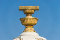 Democracy monument Royalty Free Stock Photography