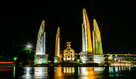 Democracy Monument Royalty Free Stock Images