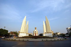 Democracy Monument Stock Image