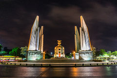 Democracy Monument Royalty Free Stock Image