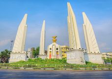 The Democracy Monument. royalty free stock photos