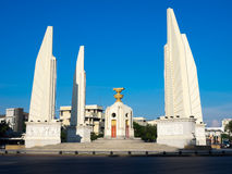 Democracy Monument Thailand. Democracy Monument in Bangkok Thailand stock images