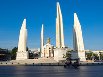 Democracy Monument Thailand. Democracy Monument in Bangkok Thailand royalty free stock photos