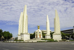 Democracy monument Thailand. Stock Image