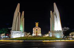 Democracy monument, Thailand Royalty Free Stock Images