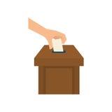 Democracy voting vote Royalty Free Stock Photo