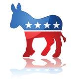 Democrat Party icon Stock Image