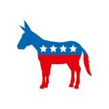 democrat political party animal Stock Photo